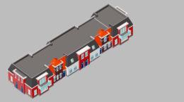 Nieuwbouw 7 woningen Gramsbergen