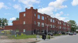 laanwoningen Berlage Hof
